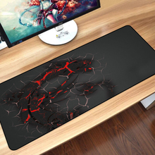 80*30cm Gaming Mouse Pad with Dragon Logo