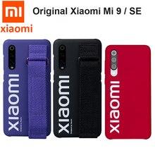 Oryginalny Xiao mi mi 9 przypadku, pełna ochrona, twarde PC matowy etui na Xiaomi mi 9 mi 9 SE Protector etui na telefony couque funda capa nowy