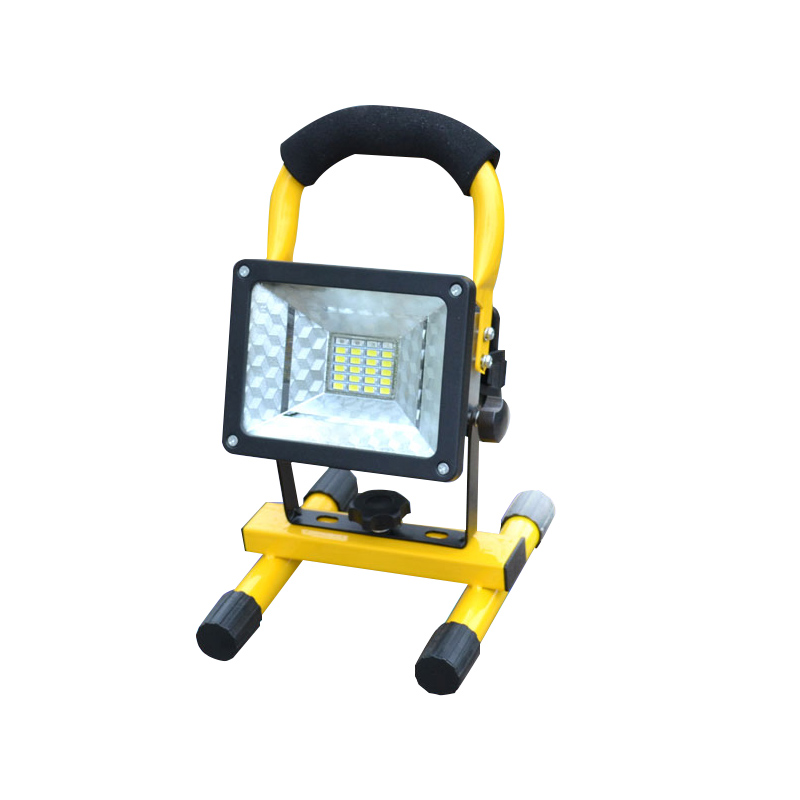 rechargeable led floodlight 5730 portable spotlight movable outdoor camping light grassland not. Black Bedroom Furniture Sets. Home Design Ideas