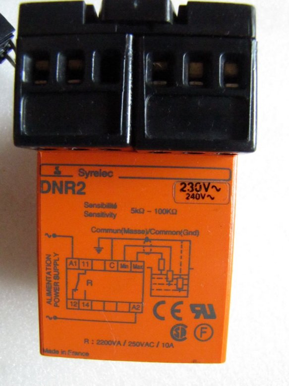 LIQUID LEVEL RELAY DNR2 Syrelec dans de sur AliExpress.com