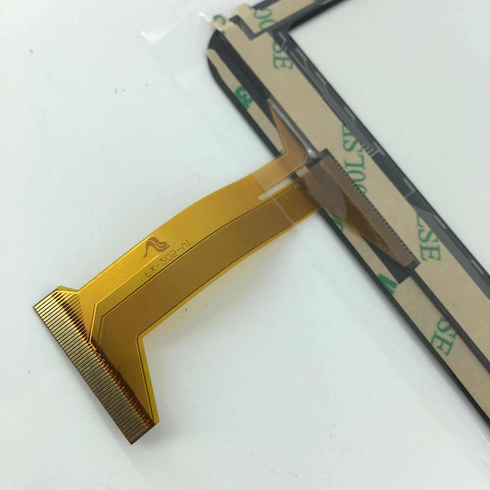 """Para 10,1 """"BDF 101 DH 1071A1 PG FPC232 FX-205-V1 tablet pc piezas de reparación pantalla táctil digitalizador vidrio pantalla externa sensor"""