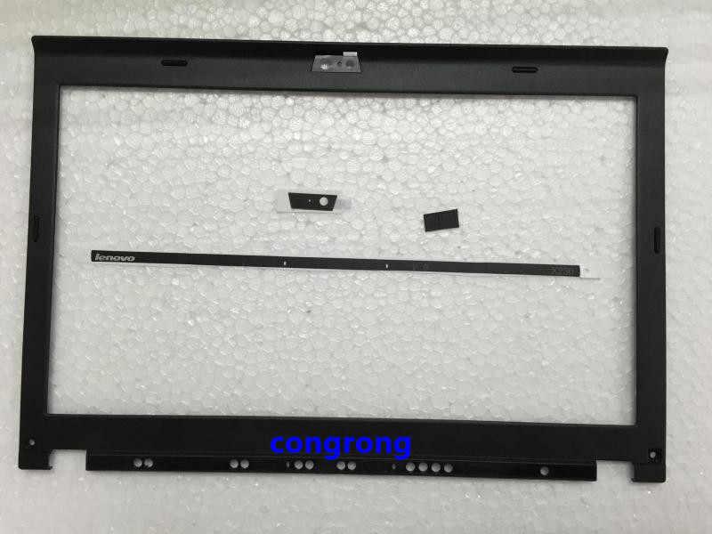 Для lenovo ThinkPad X220 X230 X220I X230I ЖК-дисплей Передняя панель светодиодный индикатор Камера плиты случае 04W2186 04Y1854