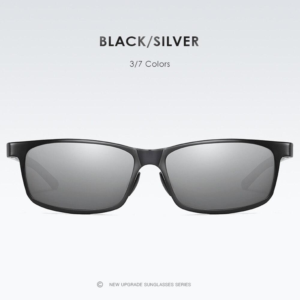 Al 6 Legierung Männer Objektiv Rezept Minus Sonnenbrille Schild Maß mg Spiegel Frauen Myopie Nach Zu Polarisierte 1 RR4qwArxWB