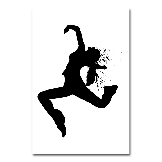 Images murales A4 pour gar/çon et fille D/écoration dans le style scandinave Noir//blanc ou multicolore Images de chambre de b/éb/é artpin/® Poster de chambre denfants de lartiste