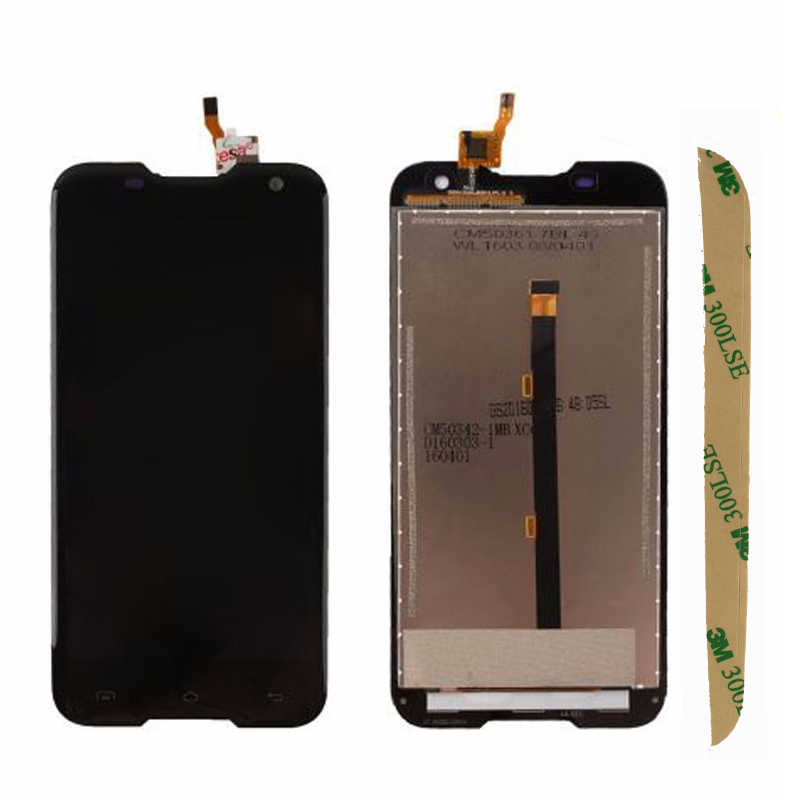Pour Blackview BV5000 Écran LCD Avec Écran Tactile Digitizer Assemblée