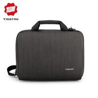 Tigernu Men Briefcases Fits 13.1 Inch Mackbook Bag for Men Water Repellent Messenger Bag Shoulder Crossbody Sling Working Bag
