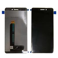 For Nokia 6 2018 Nokia 6.1 TA 1043 TA 1045 TA 1050 TA 1054 TA 1068 LCD Display Touch Screen Glass Panel Digitizer Assembly