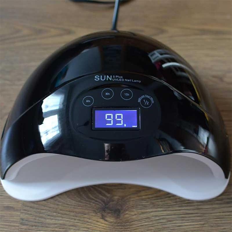 48 watt UV Lampe Nagellack Trockner 28 LEDs Licht 30 s 60 s 99 s Trocknen Fingernagel & Zehennagel gel Aushärtung Nail art Trockner Maniküre Maschine
