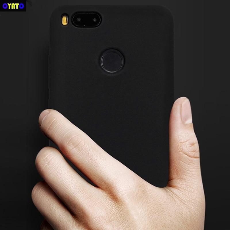 Cyato Case for Xiaomi Mi A1 5X MiA1 Mi5X Phone Cases Luxury Hard Plastic Back Cover Coque Funda