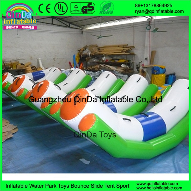 inflatable water seesaw teeter88
