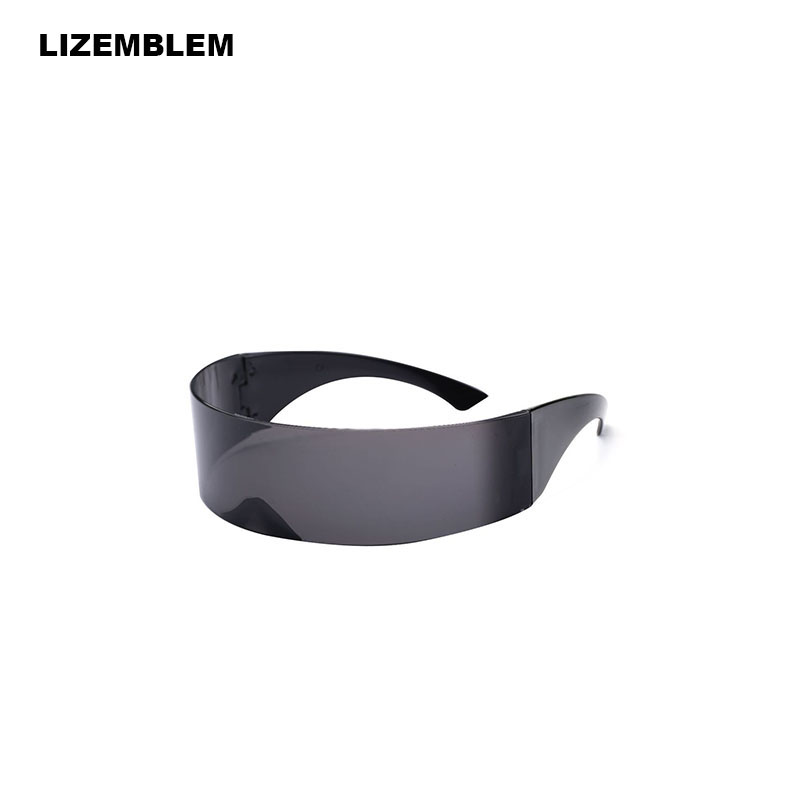 645c6c4639 Alien Sun Glasses for Men Dolphin Fish Shape Waterproof Outdoor Sunglasses  Kurt Cobain glasses X-Men Clout Goggles sunglases