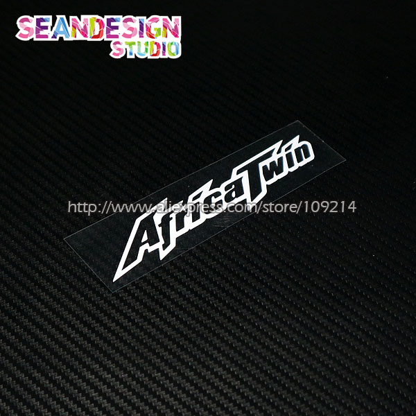 For HONDA Africa Twin helmet motorcycle Sticker Decals Waterproof Reflective 02 mini dvi male to vga female adapter