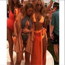 Женское сексуальное шифоновое платье с запахом, парео, пляжная одежда, бикини, купальник, накидка, шарф, пляжная одежда, купальный костюм, накидка