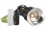 1800 Lumen CREE XM L T6 LED Adjustable 5Mode Flashlight Torch Hand Strip
