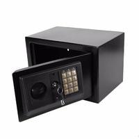 Electronic Safe box Household Wall Security Box Keypad Lock box Deposit Safes keep Money gun Jewellery Cash Safe home office use