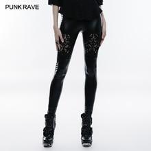 XS-XXL delírio Punk bordado