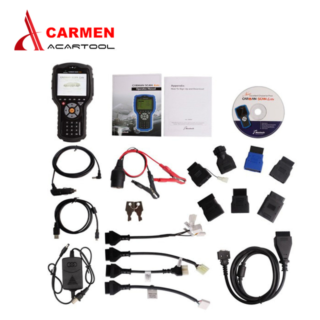 Best Quality OEM Carman Scan Lite For Hyundai/Kia Especially For Korea Car with 3 year warranty DHL free shipping