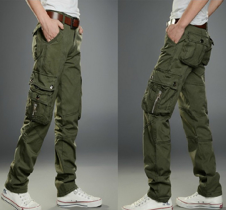 Compare Prices on Mens Cargo Pants- Online Shopping/Buy Low Price ...
