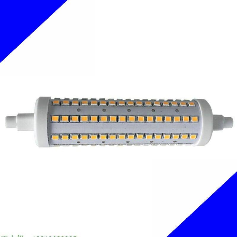 Затемнения r7s светодиодные лампы 7 Вт 14 Вт 20 Вт 25 Вт 78 мм 118 мм 135 мм 189 мм лампада <font><b>led</b></font> r7s лампочки SMD2835 85-265 В заменить галогенные Лампы для мотоцикл&#8230;