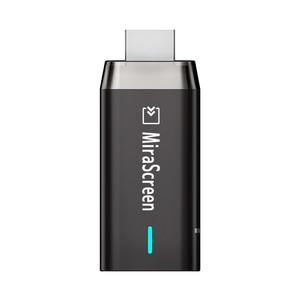 Image 1 - Mirascreen D8 Wifi 2.4G/5G عرض موصل تلفاز 1080 P Miracast البث Dlna الإنعكاس إلى Hdtv للهاتف ios الروبوت