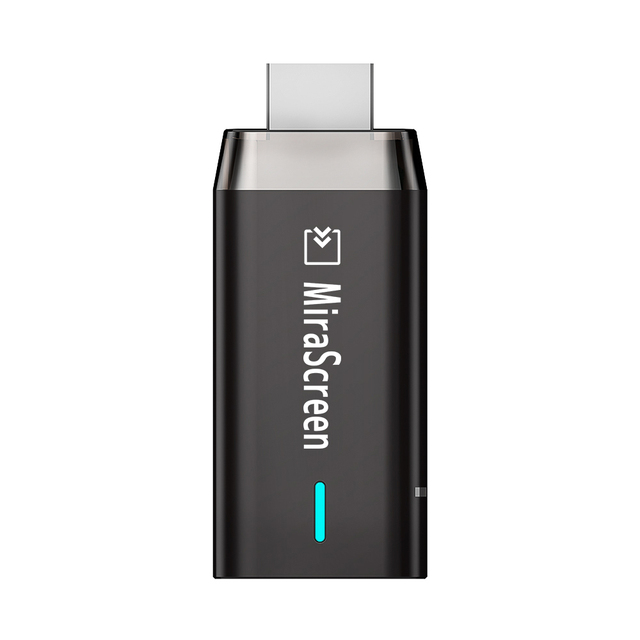 Mirascreen D8 Wifi 2.4G/5G Display Tv Dongle 1080P Miracast Airplay Dlna Mirroring To Hdtv For Phone Ios Android