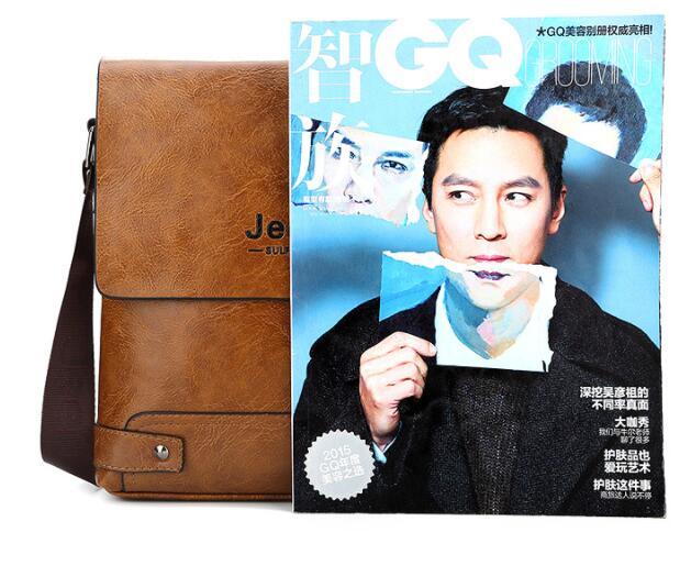 HTB11mBwaKL2gK0jSZPhq6yhvXXac 2019 New Jeep Men's Bag Business Bag Men's Shoulder Messenger Bag Jeep Leather Casual Bag