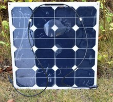 solar panel 12V battery charger high efficiency solar cell for outdoor solar energy supply