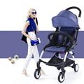 Складная kinderwage детские poussette портативный ребенок коляска 3 в 1 горячая Мама качества коляска коляска carritos де пасео пункт bebe