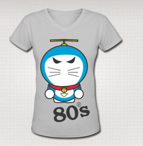 fashion Eiffel 65 Short Sleeve t shirts geek V neck men's flag 100
