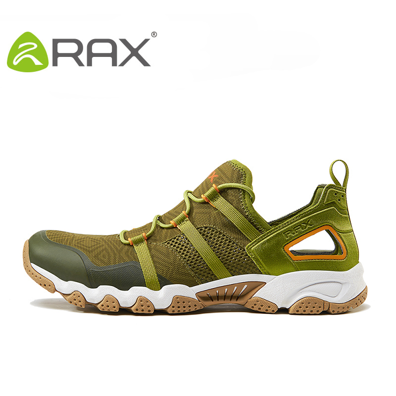 RAX 2017 Men Breathable Hiking Shoes Light weight Outdoor Sports Shoes Quick Dry Aqua Climbing Walking Shoes Man Trekking Shoes ada instruments 3d liner 3v