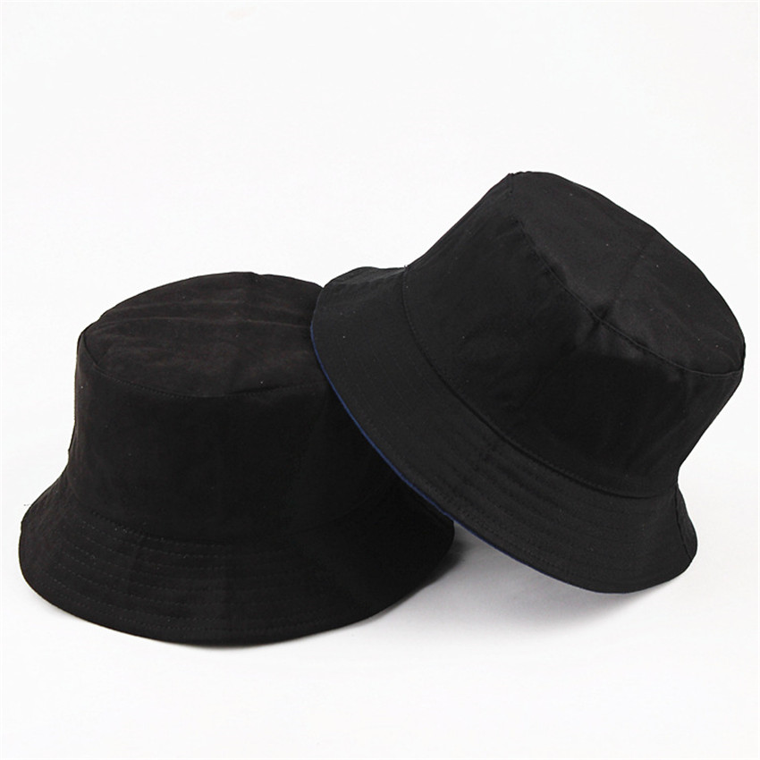Women Faux Suede Bucket Hat Men Winter Reversible Fisherman Hat ... 9e574de55f5c