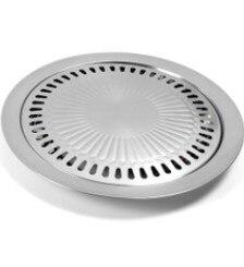 Nouveautés Ultra-Durable En Aluminium Titane En Céramique 13-Pouces Antiadhésive Sans Fumée Cuisinière Grill Pan Lave-Vaisselle