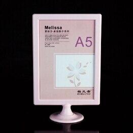 table display stands. a5 table display stand holder label sign plastic frame desk menu pop price stands u
