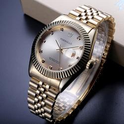 Men'S Gold Roleingly Clock Watches 2018 Best Luxury Top Brand Relogio Masculino Quartz/Gold/Wristwatch/Wrist Watch Men Luxury