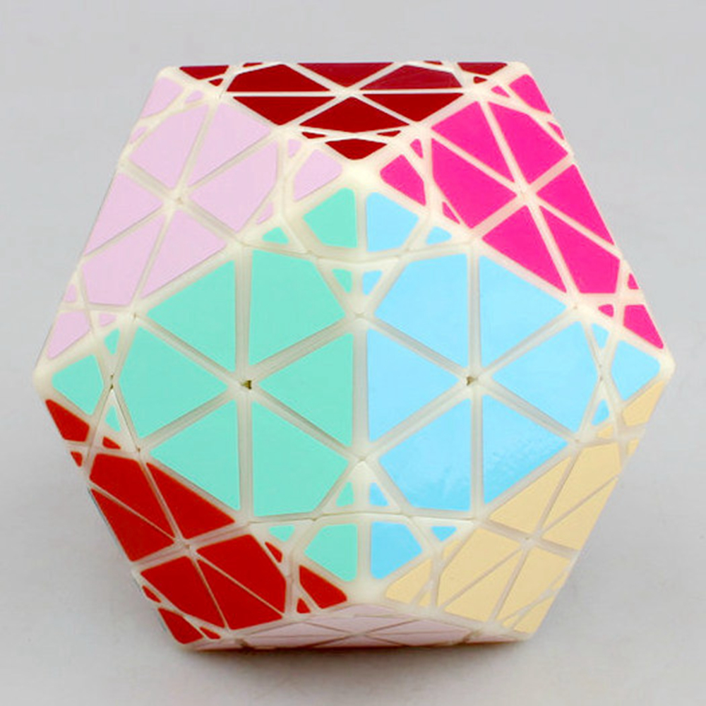MF8 Eitans Star Megaminx Speed Puzzle Magic Cube Skewb Cubes Educational Toys for Kids Children