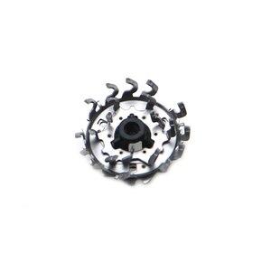 Image 3 - 3 قطعة HQ9 الفولاذ المقاوم للصدأ استبدال الحلاقة رؤساء صالح ل فيليبس Norelco HQ8140 HQ8240 HQ9090 PT920 HQ9160 HQ9170 HQ9190 HQ8160