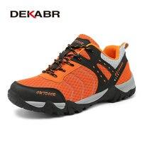 High Quality Women Men Low Top Waterproof Women Sport Climbing Outdoor Hiking Shoes Unisex Trekking Shoes