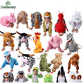Funny Animal Children Halloween Rompers Dinosaur Costumes Clothing Set For Boys Girls One-pieces Toddler Baby Cos-play Clothes