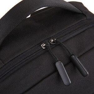 """Image 5 - 17 אינץ תרמיל plecak תרמיל USB המוצ ילה 17 """"pulgadas מחשב נייד 2019 נסיעות תרמיל ניילון עמיד למים rugzak הוכחת בית ספר תיק"""