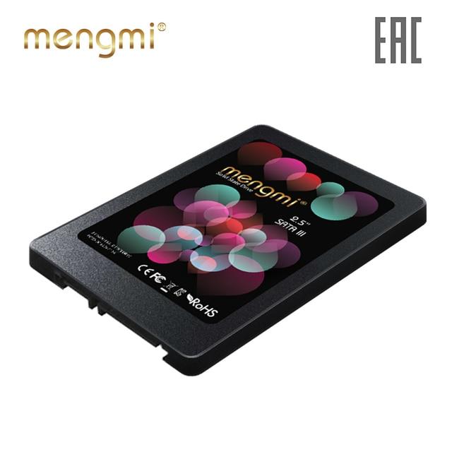 SSD диск MENGMI SSD 960ГБ 480ГБ 240ГБ 120ГБ