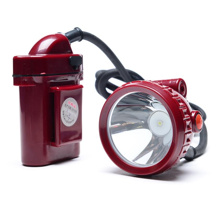 5W LED Lampa górnicza Reflektor Ultral Bright 25000lux Darmowa - Przenośne oświetlenie - Zdjęcie 1