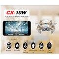 Cheerson cx-10 ca-estrelas cx-10c cx 10 w bolso drone rc quadcopter nano wi-fi zangão com câmera hd fpv 6 axis gyro mini drone xiaomi