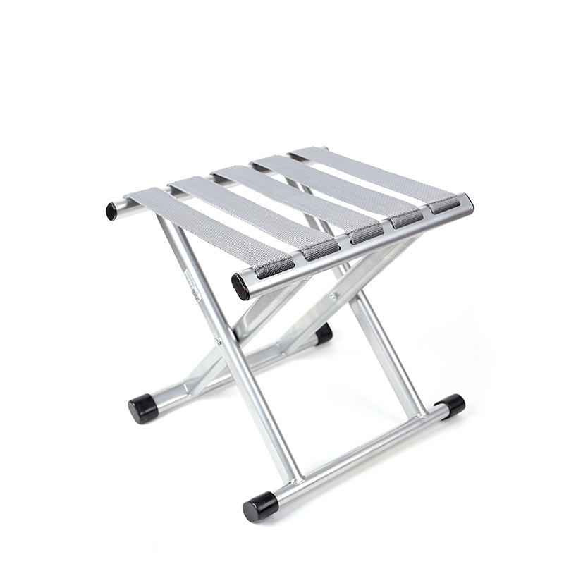 Light Outdoor Portable Folding Stool, Fishing Camping Stool Seat, Foldable Outdoor Picnic BBQ Beach Bandage Seat Chair 1pcs lightweight folding fishing chair portable camping stool seat foldable chairs seat for fishing pesca picnic beach party bbq