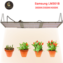 Led samsung lm301b mix red 660nm 320w quantum board led grow light diy with meanwell driver for medical plants