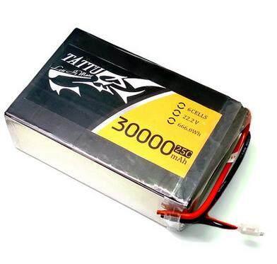 Batterie 22,2 v 30000 mah 25c welle batterie ATTU