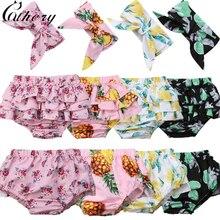 20c2d67978 Cathery moda volantes niño bebé niña Niño Pantalones cortos Bloomers ...