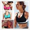 Sports Bras Soutien Gorge Women Tank Sports Bra For Women Sport Suit Top Running Gym Padded