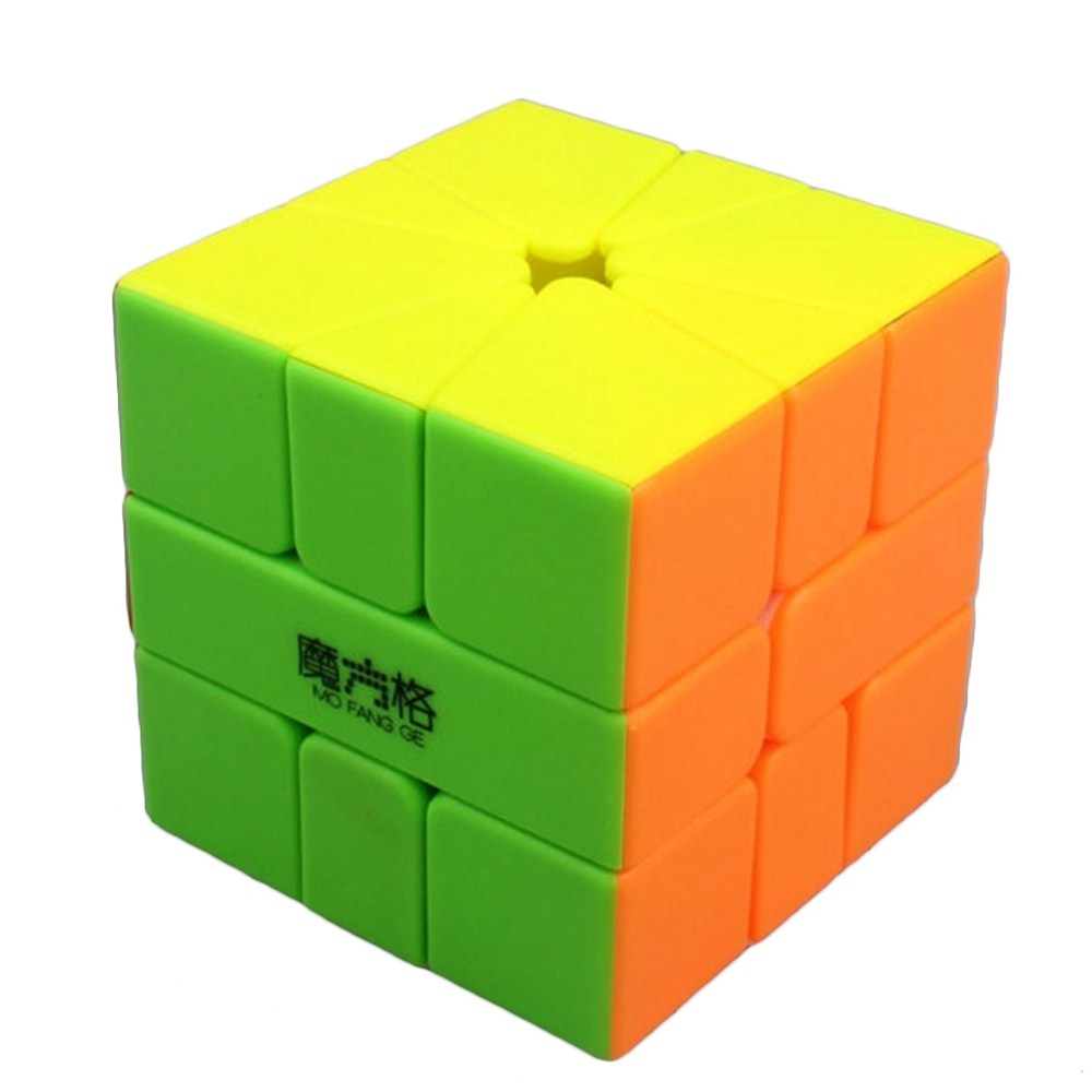 Qiyi MoFangGe MFG Square-1 SQ1 3X3X3 Speed Magic Cube Puzzle Educational Toys For Children Kids square 1 sq1 3x3x3 speed magic cube puzzle cubes toys for kids
