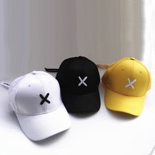 b30933b40 BBS099 X Letter Embroidery Baseball Cap Hot Women Sport Bones Casquette Gorras  Men Snapback Hat For Hip Hop With Tail
