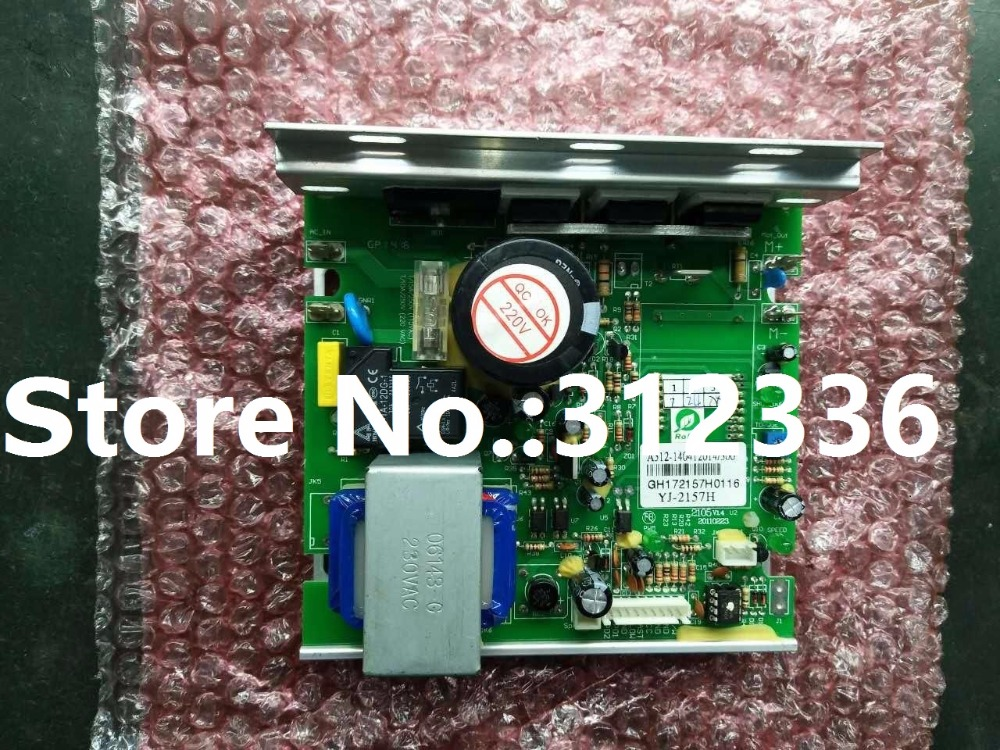 цена на Free Shipping Motor YJ-2150H YJ-2150 YJ-2157H YJ-2157 controller treadmill motherboard control circuit board computer under